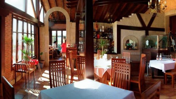 Casa de Labranza Ria de Castellanos Vista sala