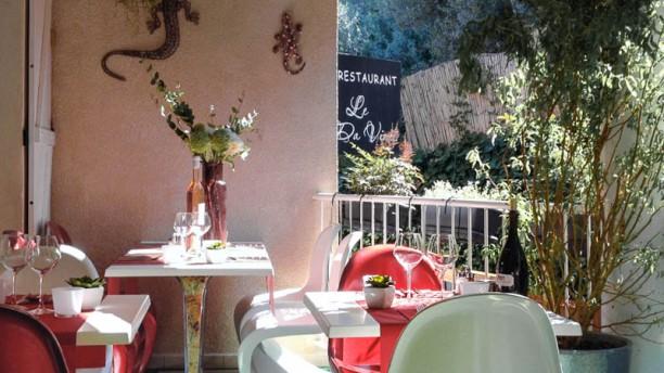 Restaurant Le Da Vinci Notre petite terrasse