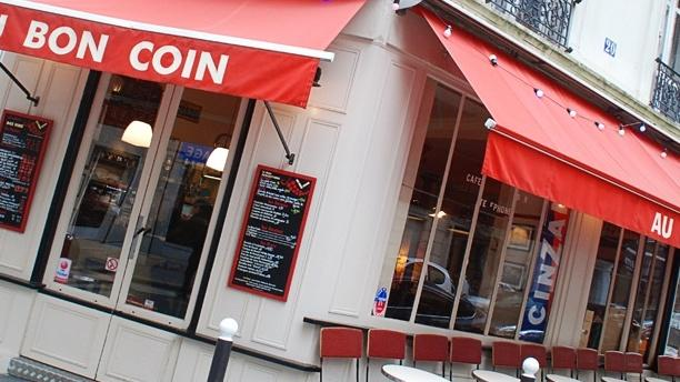 au bon coin in paris restaurant reviews menu and prices