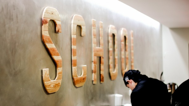 School Restaurante Escola - Everything About Sushi decoração