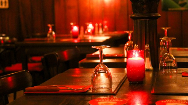 't Steakhouse restaurantzaal