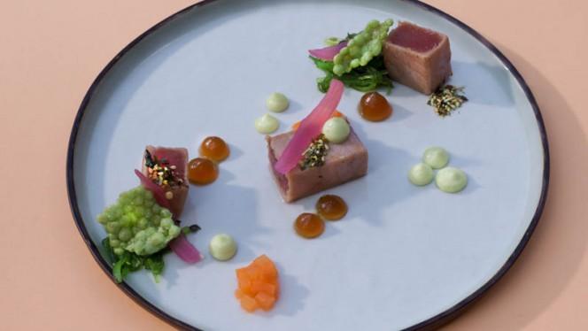 Suggestie van de chef - MOOII, Rotterdam