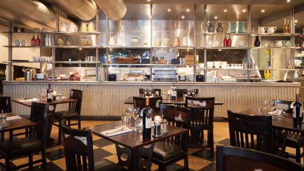 Gauchos Amsterdam (Reguliersbreestraat) Restaurant