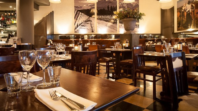 Restaurant - Gauchos Amsterdam (Reguliersbreestraat), Amsterdam