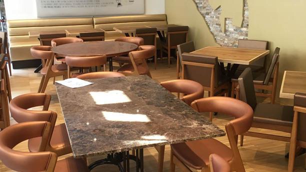 La Bracioleria Sala del ristorante