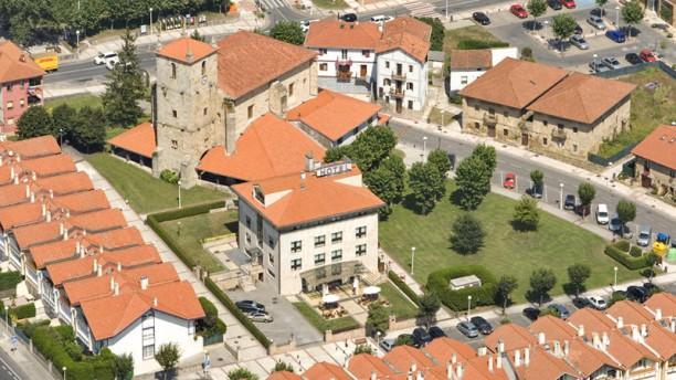 Eleizpe - Hotel Hotel Urban Loiu Vista aérea