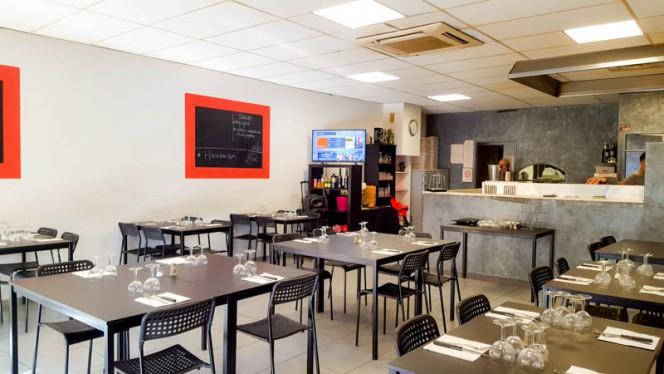 Bebelito Pizza - Restaurant - Marseille