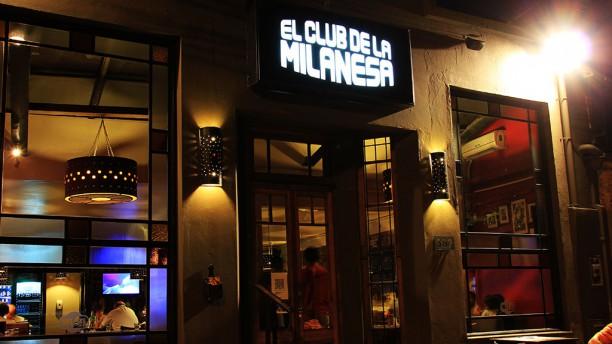 El Club de la Milanesa (Fondo de la Legua)