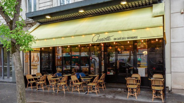 Café Charlotte Entrée