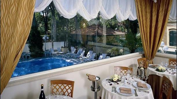 Ristorante Hotel Alexander Vista Sala