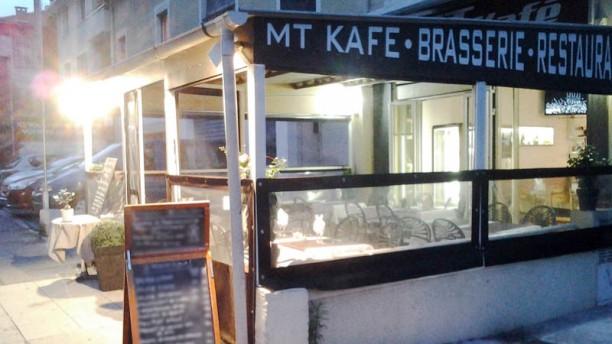 MT Kafé Devanture
