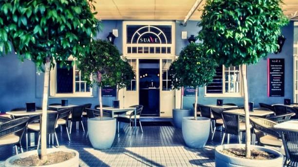 Suave Café Vista terraza