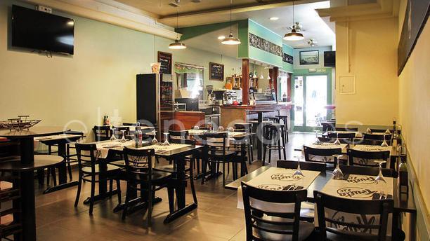 Taberna Trueta 218 vista interior