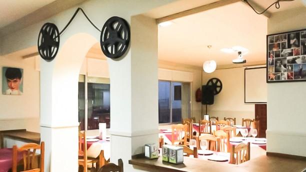 Restaurante 7º Arte Vista sala