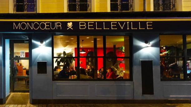 Moncoeur Belleville devanture