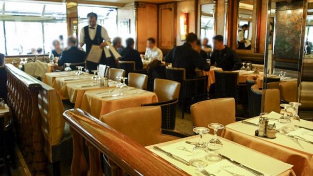 Café Kleber Vue salle
