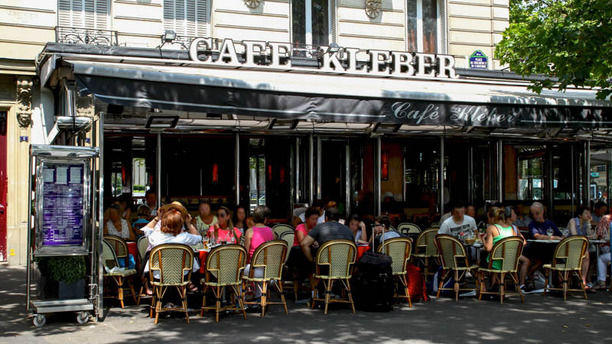 Caf kleber restaurant 4 place du trocad ro et du 11 novembre 75016 paris adresse horaire - Restaurant en terrasse paris ...