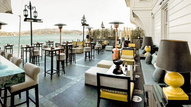 Park Şamdan - Les Ottomans Hotel TERRACE