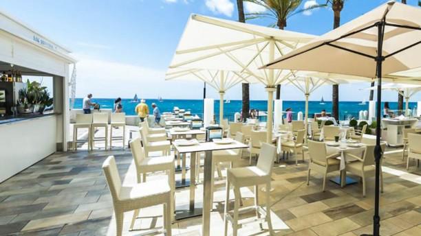 Los Mellizos - Marbella Vista terraza