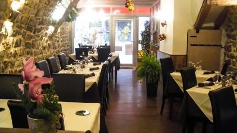 restaurant - Au  Romarin - Aubignosc