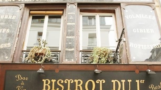 Bistrot du 1er Bienvenue au restaurant Bistrot Du 1er