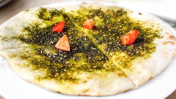 El Rincón de Beirut sugerencia del chef