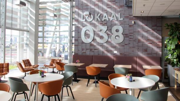 Lokaal 038 Het restaurant