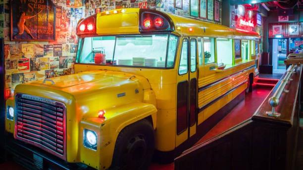 Breakaway Café Schoolbus Breakaway