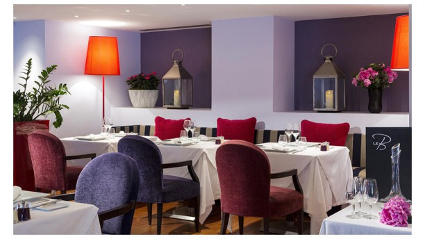 Préférence Restaurant Le B - Sofitel Biarritz Le Miramar Thalassa sea & spa  ZA69