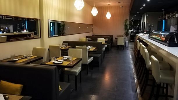 Shiso Restaurante Interno