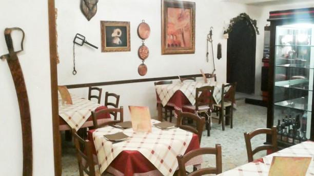 Pizzeria Da Marcello Vista sala