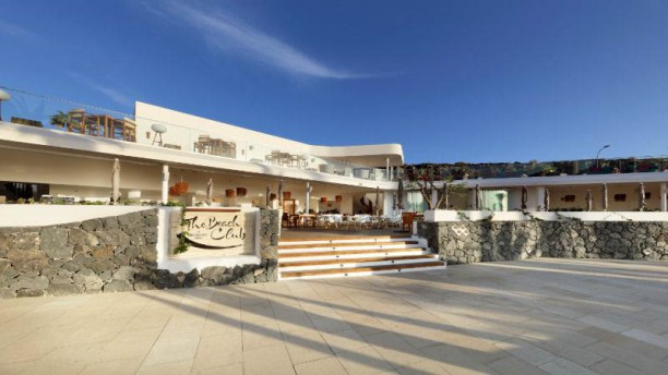 The Beach Club at Hard Rock Hotel Tenerife Fachada