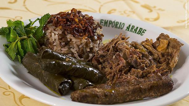 Empório Árabe prato