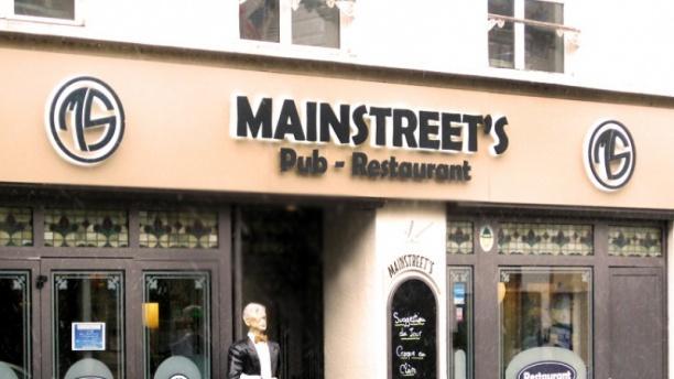 MAINSTREET'S Pub Devanture