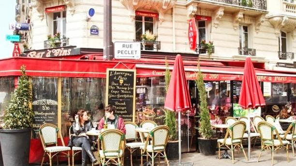 L'Auvergne à Paris Entrée