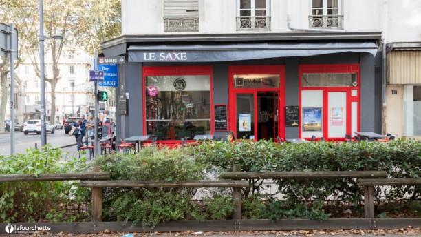 Brasserie Le Saxe Devanture