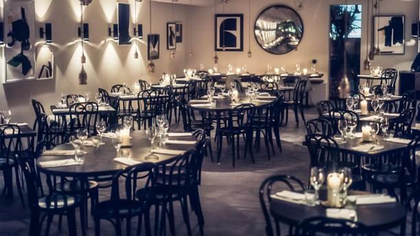 BoCinq Restaurantzaal