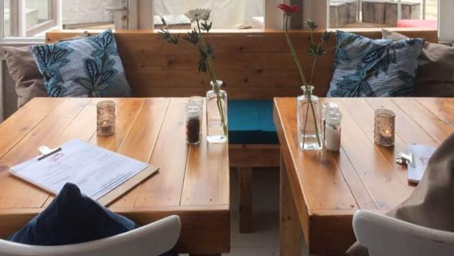 Het restaurant - FONK, Den Haag