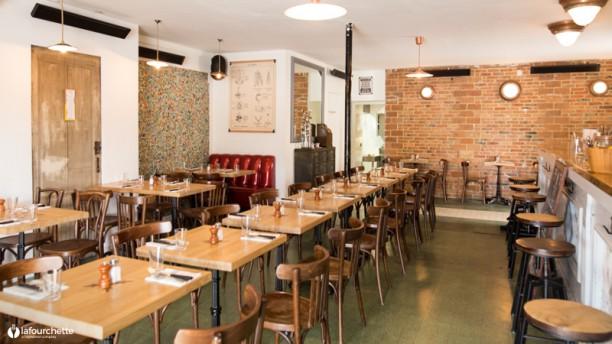 Le Taquin Salle du restaurant