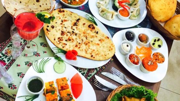 Ashram Zen Lounge indian food