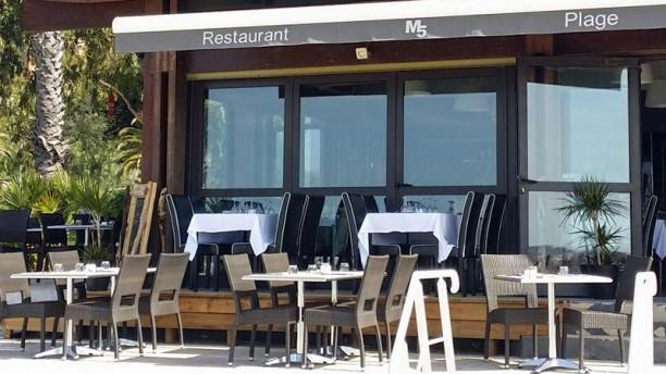 M5 Terrasse