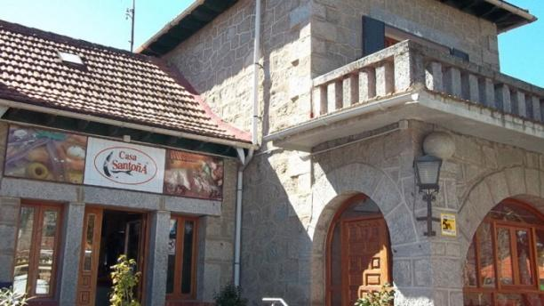 Casa Santoña- Alpedrete Vista edificio