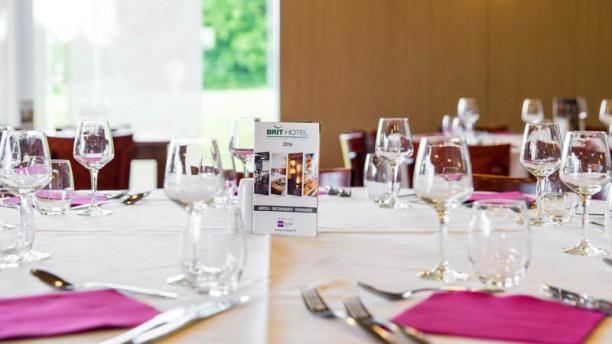 Restaurant le villeneuve saint gr goire 35760 menu for Restaurant saint gregoire