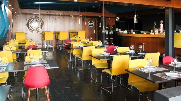 NewSpot Sala do restaurante