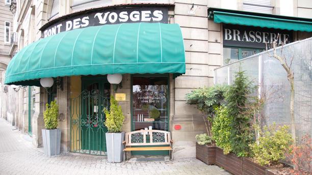 Le Pont des Vosges restaurant