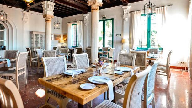 Restaurante Tavoletta Oromana Vista sala