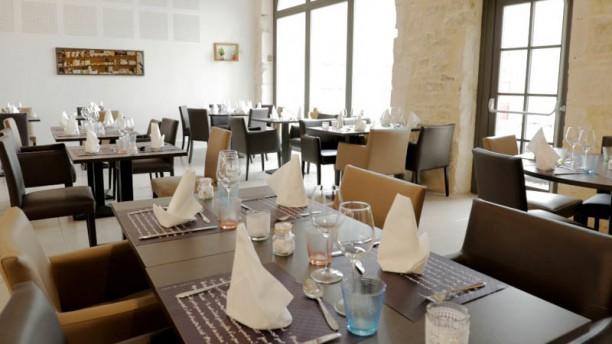 Le Restaurant du Château Vue de la salle