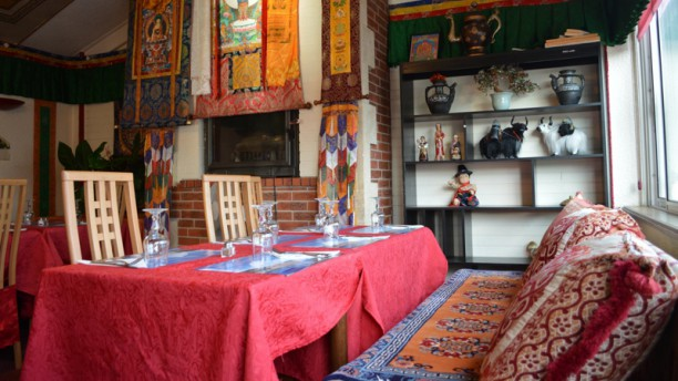Yak Salle du restaurant