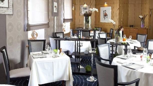 Restaurant Stéphane Derbord Vue de la salle