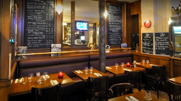 Amadeus Salle du restaurant